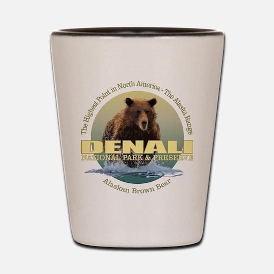 Denali (Bear) WT Shot Glass