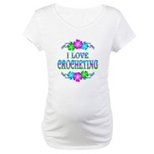 Crocheting Love Shirt