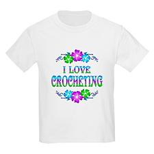 Crocheting Love T-Shirt