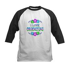 Crocheting Love Tee