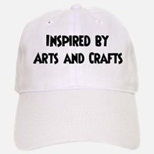 Inspired by Arts and Crafts Hat