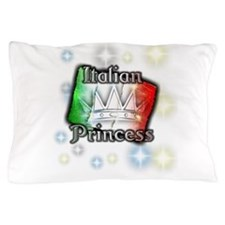 Italian Princess Pillow Case