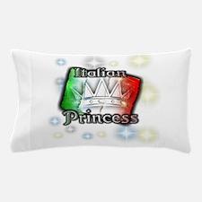 Italian Princess Pillow Case