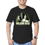 The Walking Dead Zombies Men's Fitted T-Shirt