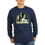 The Walking Dead Zombies Long Sleeve T-Shirt