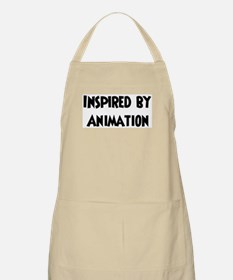Inspired by Animation BBQ Apron