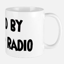 Inspired by Amateur Radio Mug