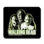 The Walking Dead Zombies Mousepad