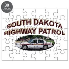 South Dakota Highway Patrol Puzzle