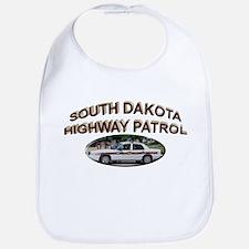 South Dakota Highway Patrol Bib