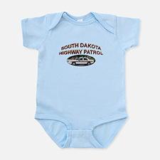 South Dakota Highway Patrol Onesie