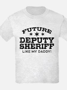 Future Deputy Sheriff T-Shirt