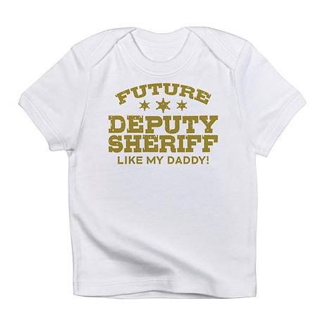 Future Deputy Sheriff Infant T-Shirt