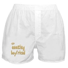 The Amazing Boyfriend Boxer Shorts