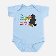 Something's Gonna Die Infant Bodysuit
