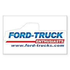 Ford-Trucks Decal