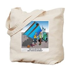 Have You Seen The Inspector? Tote Bag