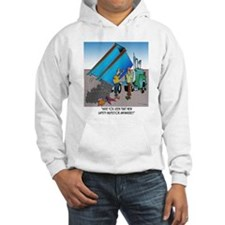 Have You Seen The Inspector? Hoodie