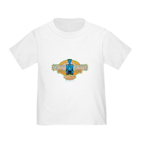 Chug Chug Forward Toddler T-Shirt
