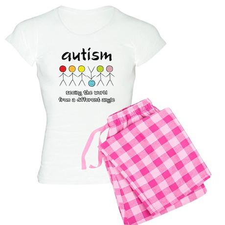 Autism Angle Women's Light Pajamas