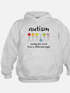 Autism Angle Hoodie