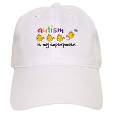 Autism Is My Superpower Baseball Cap