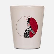 Geisha Shot Glass
