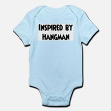 Inspired by Hangman Infant Creeper