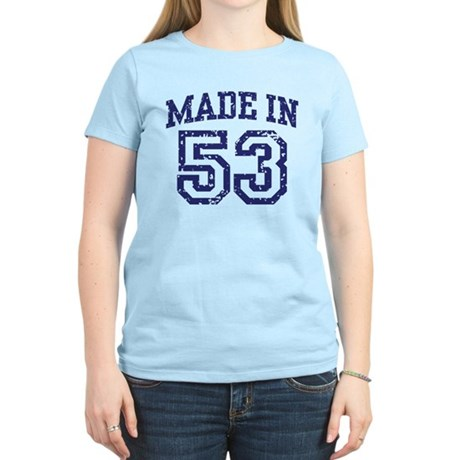Made in 53 Women's Light T-Shirt