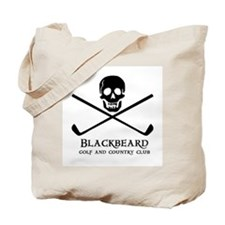 Dead Mans Chest Invitational Tote Bag