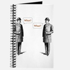 What? What? Journal