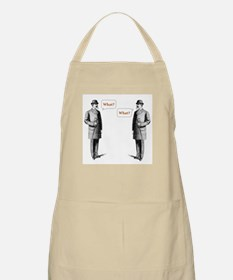 What? What? Apron