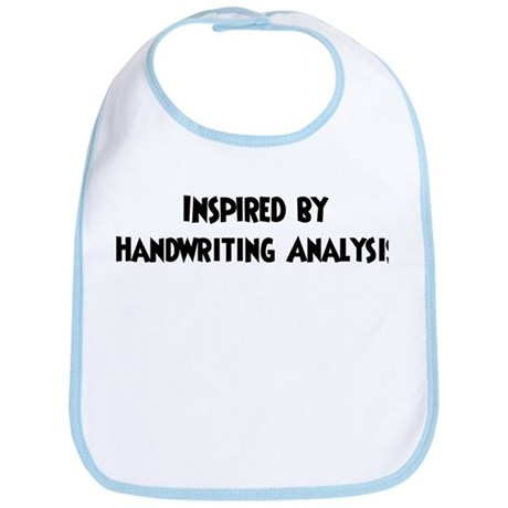 Inspired by Handwriting Analy Bib