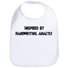 Inspired by Handwriting Analy Bib
