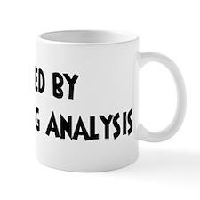 Inspired by Handwriting Analy Mug
