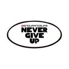 Never Give Up Merchandise Patches