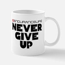 Never Give Up Merchandise Mug