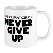 Never Give Up Merchandise Mug