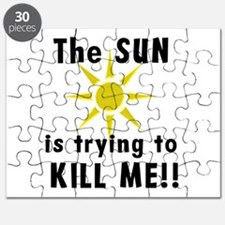 The Sun is Trying to Kill Me! Puzzle