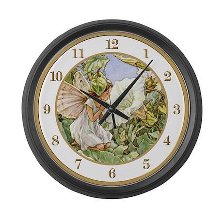 Fairy Large Wall Clock