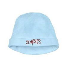 The Last of the..Zombies!.. p baby hat