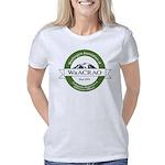 Manticor Organic Women's Fitted T-Shirt (dark)
