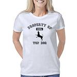 Manticor Women's Plus Size Scoop Neck Dark T-Shirt