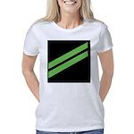 Manticor Organic Men's Fitted T-Shirt (dark)