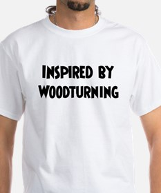 Inspired by Woodturning Shirt