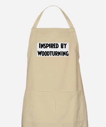 Inspired by Woodturning BBQ Apron