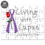 Living with Lupus One Day at Puzzle