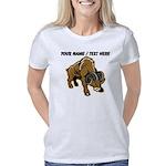 Phoenix Women's Plus Size V-Neck T-Shirt