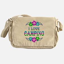 Camping Love Messenger Bag
