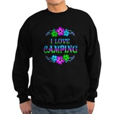 Camping Love Sweatshirt